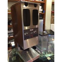Molino De Cafe Fetco Grado Industrial Doble Tolva 3 Molidos
