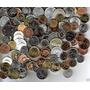 Colección De 50 Monedas Del Mundo Diferentes, Nuevas!!! Hwo
