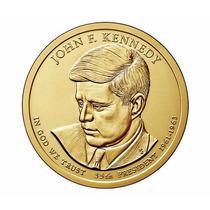 John F. Kennedy 2015 1 Dolar Filadelfia (p) Y Denver (d)