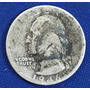 Tres Monedas Quarter Dollar Washington 73´ Y Plata 1946,1952