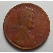 1 Cent 1951, 1951 D Y 1951 S - Usa