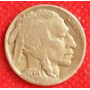 5 Centavos Dolar 1930 Estados Unidos Five Cents Búfalo Indio