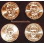 Monedas De Dallar Presidentes Año 2010 Set 4 Monedas Usa