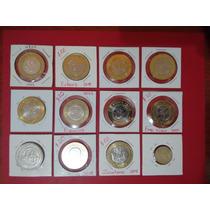 Coleccion Monedas Conmemorativas Veinte Pesos