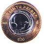$20 Ejercito Mexicano 2013 Sin Circular En $ 100 Rm4