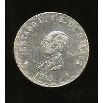 Un Peso Oaxaca Plata 1915 (uno)