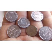 Monedas Serie De 24 Años (24 Monedas). 10 Cvs Actuales