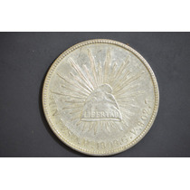 1 Peso 1908 Gv
