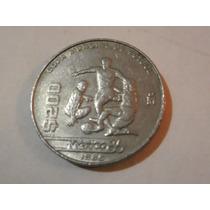 Moneda De 200 Pesos - 1986 - Mundial