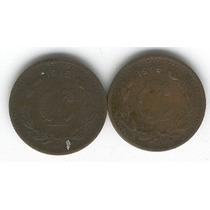 Super Ganga, Moneda De Un Centavo Zapatista, 1915 Revolucion
