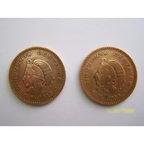 Se Venden Dos Monedas De 50 Centavos