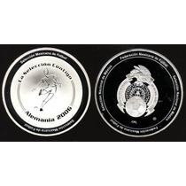 Medalla De Futbol De Alemania 2006 De La Federacion Mexicana