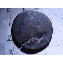 Moneda 1/4 De Real 1865