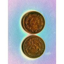 1 Centavo 1942 Mo Estados Unidos Mexicanos $35.00