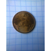Excelente 20 Centavos 1969 Error Sin Circular