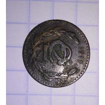 Moneda 2 Centavos 1915 Zapatista