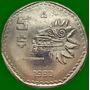 Coleccion De 5 Monedas De 5 Pesos Tipo Nueve