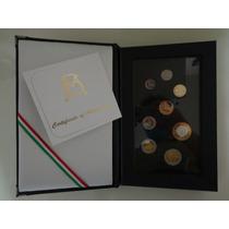 Set De Monedas Cuño Corriente 1995 En Acabado Espejo