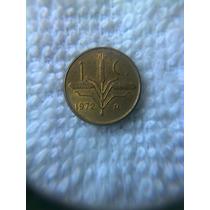 Moneda Centavo Espiga 1972/2