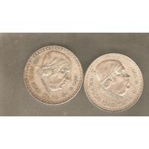 Peso Cacheton 1947-1948 Los 2 Por $160.00
