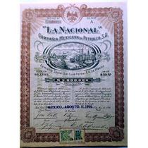Bono Accionario Petrolera La Nacional !!!