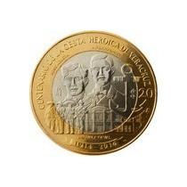 Elige !! Monedas 20 Pesos Bimetalicas !!!