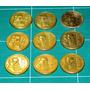 Lote De Monedas De 100 Pesos Venustiano Carranza 1984 A 1992