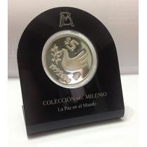 Moneda 5 Pesos Plata Coleccion Del Milenio Banco De Mexico