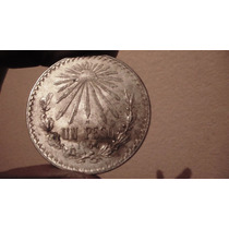 Peso De Plata 0.720 1944