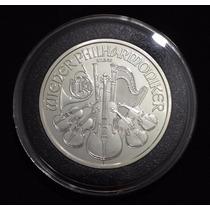 1 Onza De Plata Pura 0.999 Filarmonica De Austria 2014