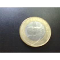 Moneda 20 Conmemorativa Belizario Dominguez 2013