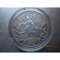 Mc1913 Moneda 1 Peso Caballito 1913 Plata