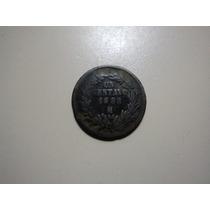 1 Centavo 1888 Segunda Republica