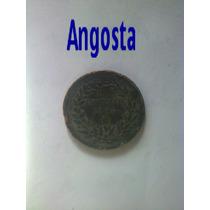 Monedas Centavo 1894 Fecha Ancha Y Angosta