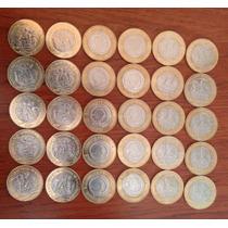 Monedas De Veinte Pesos, Veracruz, Zacatecas, Ejercito.