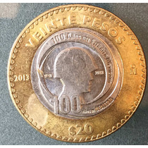 Moneda De 20 Pesos Ejército Mexicano