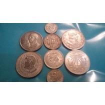 Lote De Monedas De Plata No Subasta
