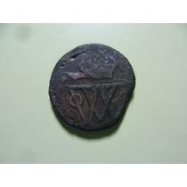 Antigua Moneda De 1/8 De Durango Con Fecha 1816. Escaso