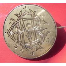 Moneda Mexico 8r Dgo 1883/2 Prendedor Detalle De Amor Plata