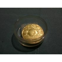 Moneda 250 Pesos Oro Mundial Mexico 86 Sin Circular