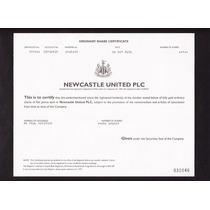 Accion Del Equipo De Soccer Ingles Newcastle United !!!!