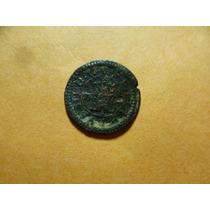 Ant. Moneda 2 Maravedi Felip. Iii. Fecha 1607.segovia