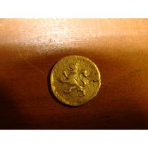Moneda Plata Cuarto De Real Colonial Siglo 18
