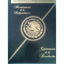 Coleccion Completa De Monedas De 5 Pesos Conmemorativas