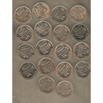 Coleccion Completa De Moneditas De 10 Cvs