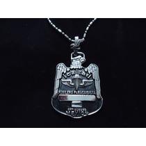 Medalla Paracaidistas México