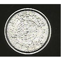 1/20 De Onza Calendario Azteca