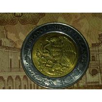5 Pesos Bicentenario