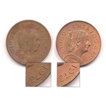Variedad 5 Centavos Josefita 1973