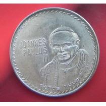 Medalla Juan Pablo Ii Puebla De Los Angeles Año 1979